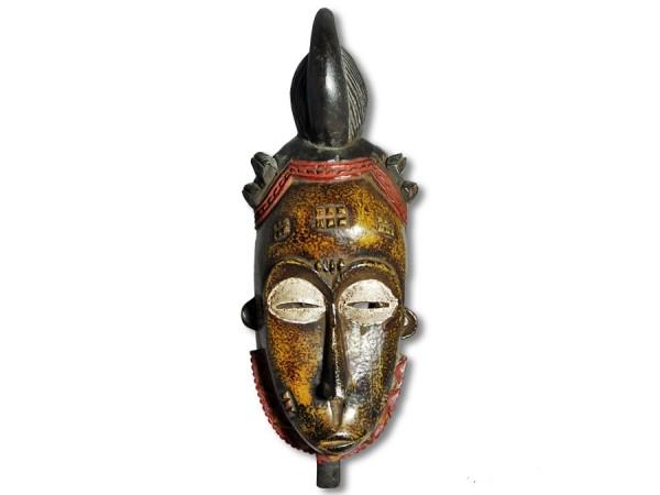 Baule Maske Afrika 35cm