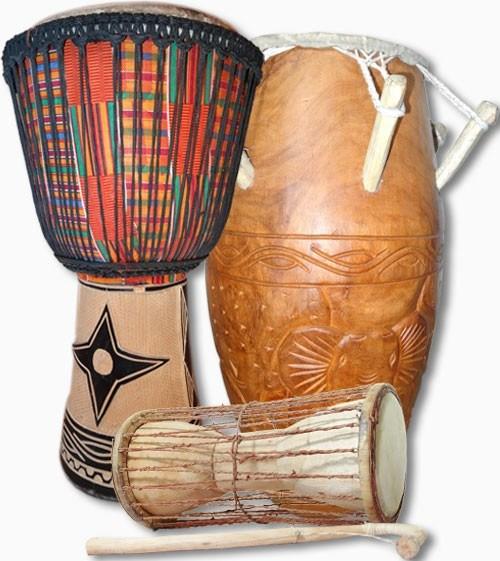 afrikanische-trommeln