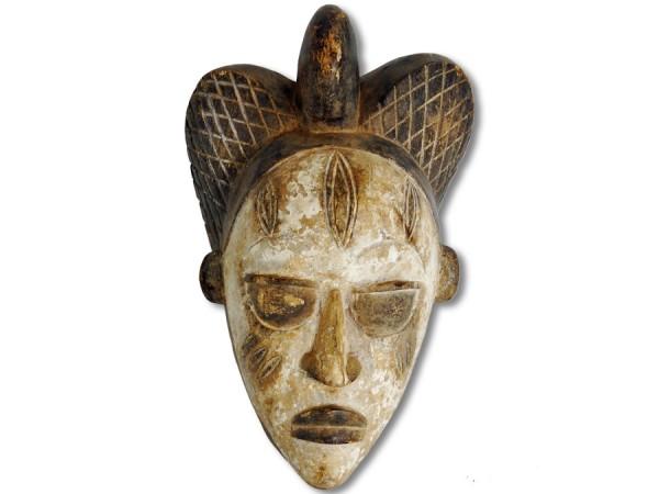 Maske der Yoruba Nigeria/Afrika 37cm