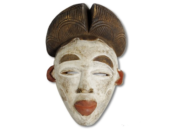 Ibo Maske, Nigeria/Afrika 31cm