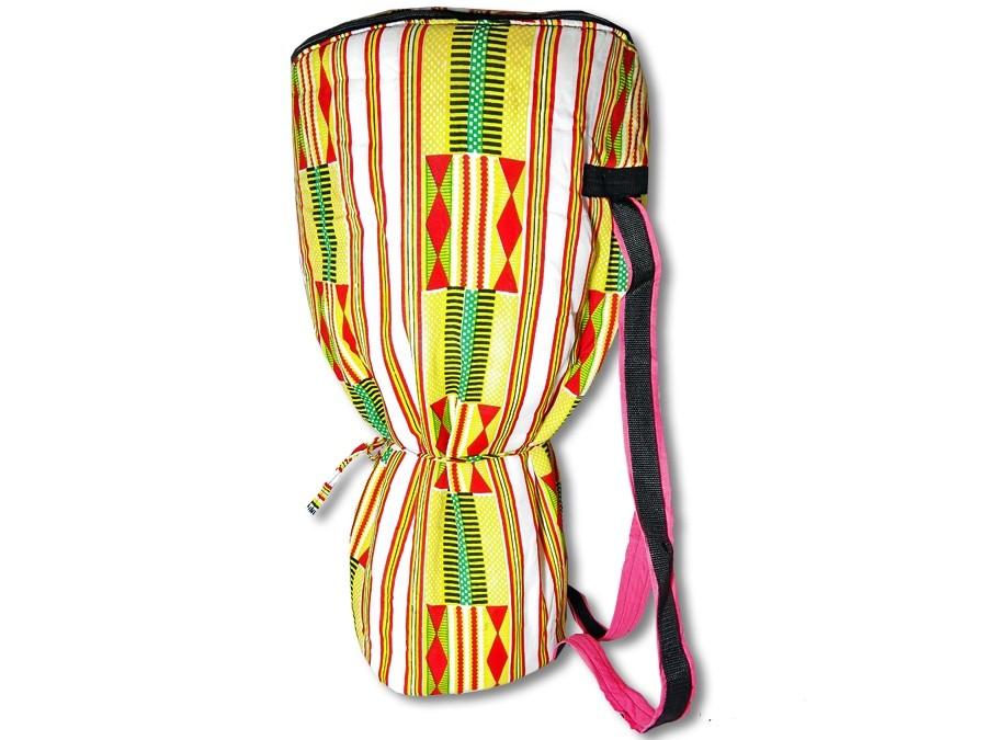 Djembe Tasche Ghana fuer 63cm Djembe 16 Djembe Bag Trommel Tasche Afrika