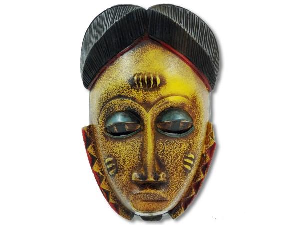Afrikanische Baoulé Maske 25cm