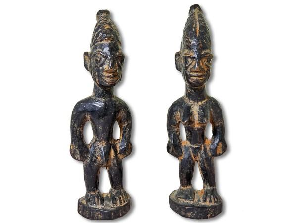 Ibeji Zwillinge der Yoruba 20cm