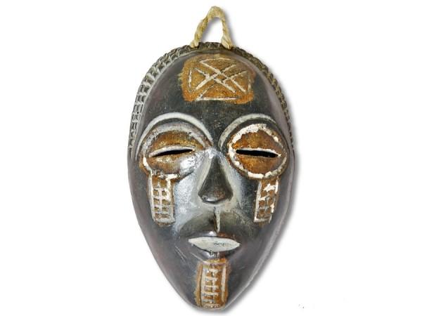 Afrikanische Maske Afrika 14,5cm