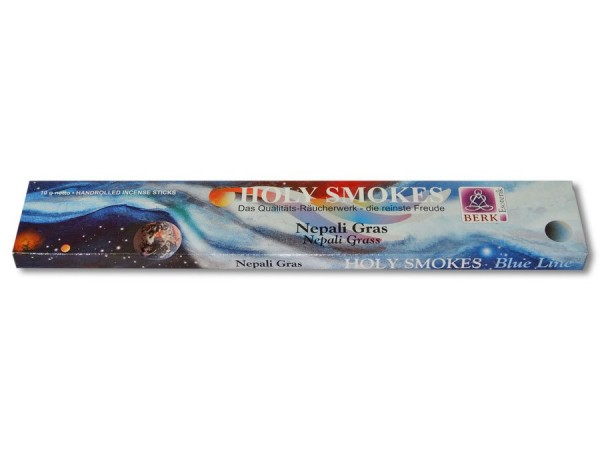 Holy Smokes Räucherstäbchen Nepali Grass