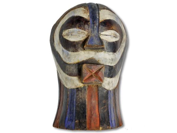 Songye Kifwebe Maske Kongo Afrika 34cm