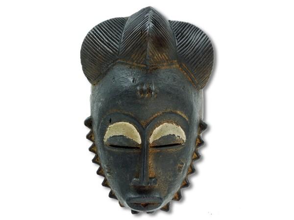 Baule Maske Afrika 26cm