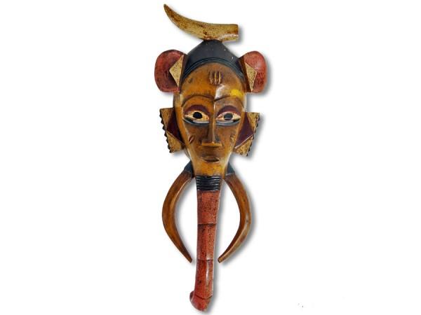 Maske der Guro Elfenbeinküste / Afrika 56cm