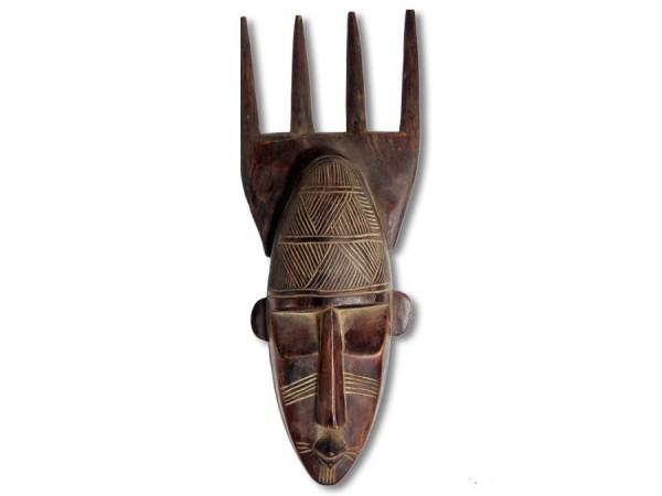 Afrikanische Dogon Maske Mali/Afrika 38cm