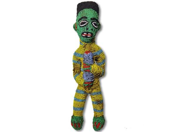 Bamun-Figur Kamerun/Afrika 59cm