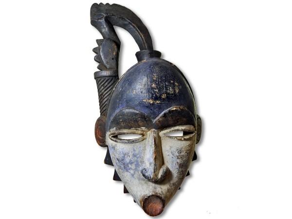 Yohure Maske Elfenbeinküste/Afrika 35cm