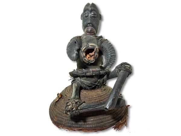 Bulu Voodoo Figur Kamerun Africa/ Afrika 40cm