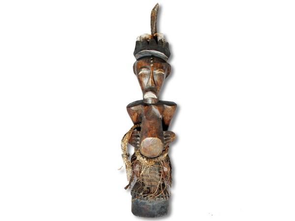 Songye Figur DR Kongo Africa / Afrika 70cm
