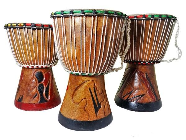 Djembe Trommel Senegal 30cm | afrostore.biz