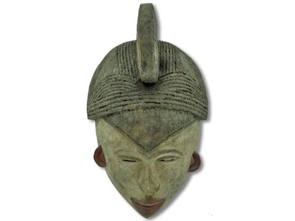 Maske der Igbo Nigeria/Afrika 35cm