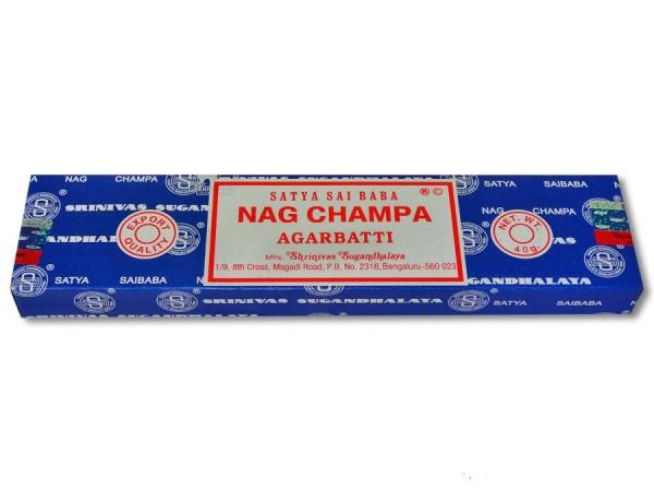 Räucherstäbchen Satya Sai Baba Nag Champa 40g