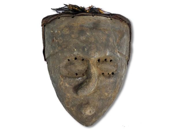 Lulega Maske Afrika 25cm
