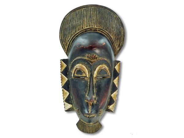Baule Maske Afrika 30cm