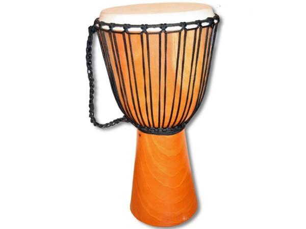 Djembe Drum Profiqualität geölt 65cm
