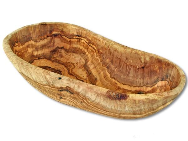 Obstschale aus Olivenholz 32cm