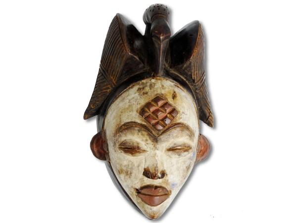 Maske der Igbo Nigeria/Afrika 32cm