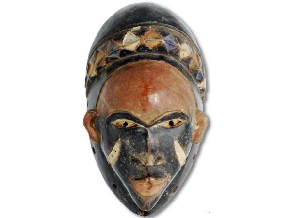 Maske der Ibo Nigeria/Afrika 22cm