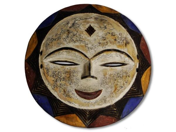 Bateke Maske Kongo / Afrika 27cm