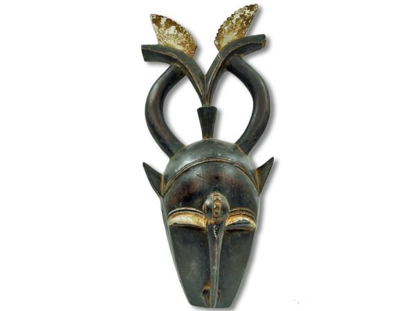 Yohure Maske Elfenbeinküste/Afrika 40cm