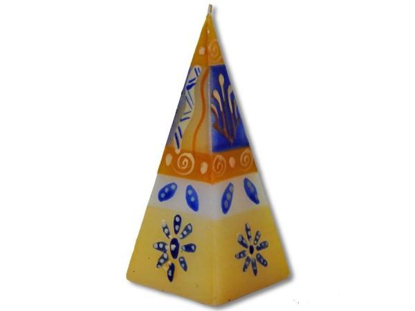 Pyramidenkerze Durra 5cm x 12cm