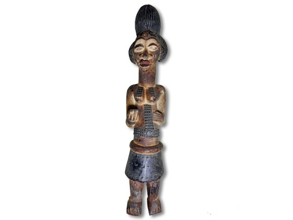 Punu Figur Gabun/Afrika 52cm