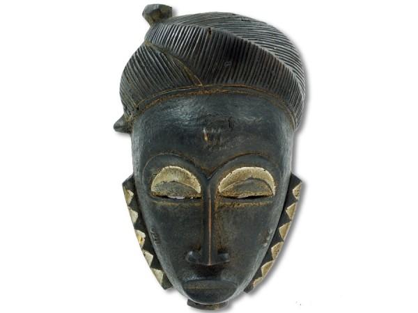 Maske der Baule Elfenbeinküste/ Afrika 36cm
