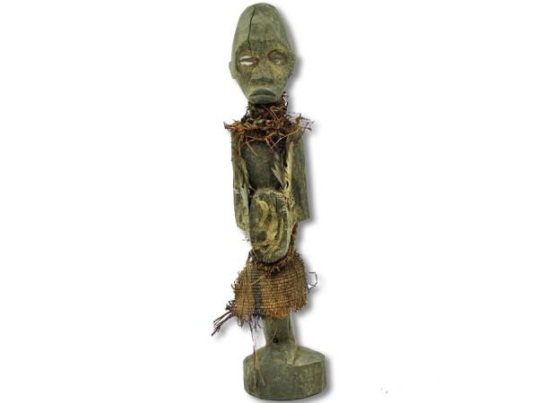 Nkisi, Schutzfigur der Bakongo 48cm