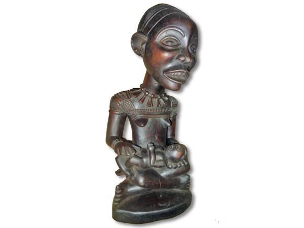 Afrikanische Himba Figur 63cm