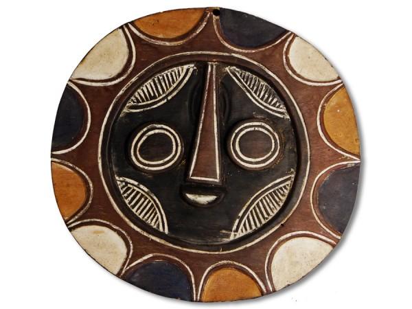 Teke Maske Kongo / Afrika 28cm