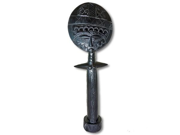 Ashanti-Fruchtbarkeitspuppe 45cm