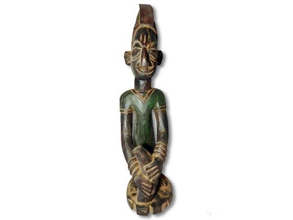 Yoruba Figur Nigeria Africa / Afrika 60cm