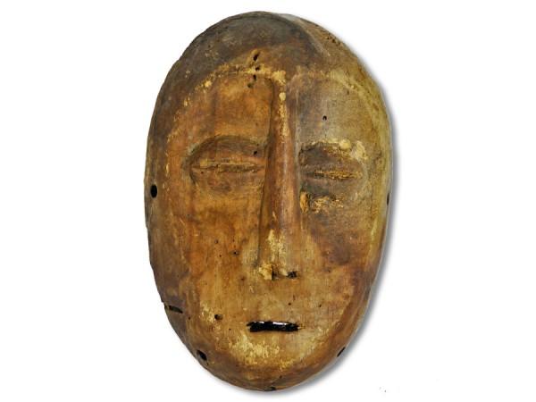 Lulega Maske Afrika 23cm